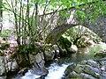 Мостът при кървавото кладенче-местноста Костина,Рибарица - panoramio.jpg