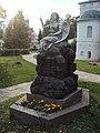 Надгробие на могиле Мравинской Ольги Михайловны.JPG