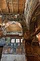 Несебыр Церковь Св Стефана Интерьер ЮгоЗападный угол Наоса.jpg