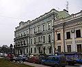 Одеса - Будинок прибутковий Жданової. Катерининська пл., 6 P1050322.JPG