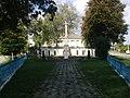 Пам'ятний знак воїнам-землякам, які загинули в роки Другої світової війни, село Сорока.jpg