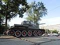 Памятник-танк Иркутский комсомолец, улица Декабрьских событий, Иркутск, Иркутская область.jpg