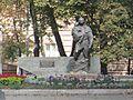 Пам'ятник пожежникам, які загинули в мирний час при виконанні службового обов'язку, Харків.JPG