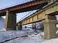 Речка-Грунтовка и два жд-моста в одной точке - panoramio.jpg