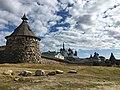 Соловецкий монастырь. Вид со стороны Корожной башни.jpg