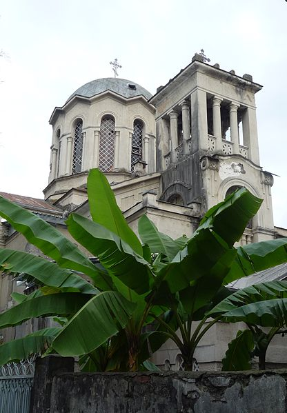 Благовещенский собор в г. Сухум
