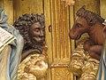 Троицкий собор Троице-Гледенского монастыря. Скульптура иконостаса.jpg