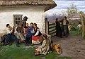 Трутовский. Пасха в Малороссии.jpg