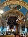 Ужгород, Римо-католицький костел, інтер'єр 2019 07.jpg