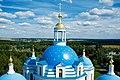 Храм в Деденёво - крупно (Россия Подмосковье) - panoramio.jpg