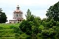 Церковь Петра и Павла в Большепетровском. Вид со стороны пруда.jpg