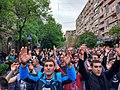 Ցույց Երևանում, 2018.jpg