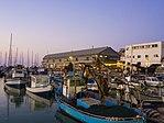 האנגרים נמל יפו - Jaffa Port Hangars.jpg
