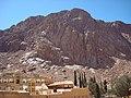 دير سانت كاترين بمحمية سانت كاترين جنوب سيناء.JPG