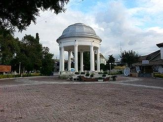Bandar-e Anzali - Image: ساختمان موزیک بندر انزلی 4