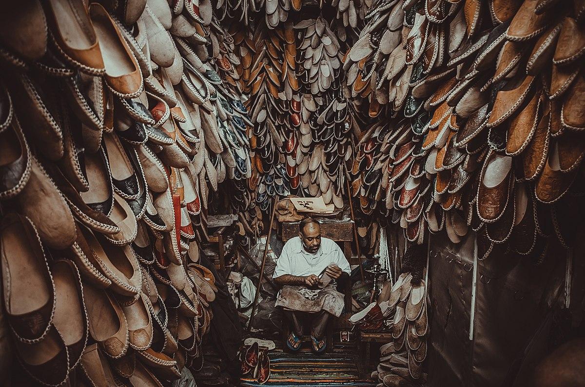 1c4cd9dba صناعة الأحذية - ويكيبيديا، الموسوعة الحرة