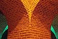 مسجد کاروانسرای دیر گچین که در محل چهارطاقی قدیم دیر ساخته شده - جاذبه های گردشگری استان قم - میراث ملی 16.jpg