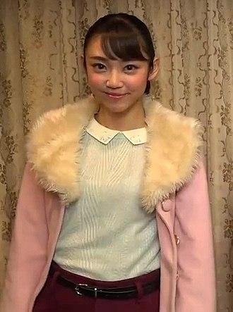 Mischievous Kiss: Love in Tokyo - Kasumi Yamaya, who plays the role of Satomi Ishikawa