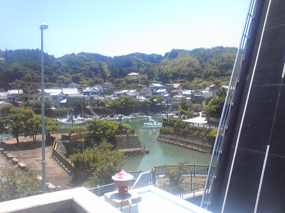 手結漁港 - panoramio