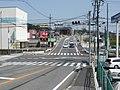 桧垣本交差点 Higaimoto 2010.3.23 - panoramio.jpg