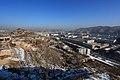 绥德老城、东门滩远眺 - panoramio.jpg