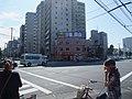 葛西橋東詰交差点 - panoramio.jpg