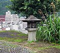 蘇澳金刀比羅神社石燈籠 Stone Lantern of Suao Kotohira Shrine - panoramio.jpg