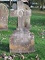-2019-11-13 Headstone of Robert Beckett, died Decmber 13 1903 age 74, Trimingham churchyard.JPG