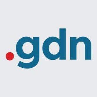 .gdn - .gdn (Global Domain Name) logo