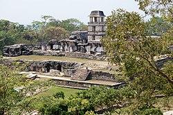 Pal�cio de Palenque