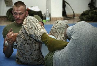 Leglock - The regular heel hook twists the ankle medially. The opponent's leg is entangled to prevent him from escaping the hold.