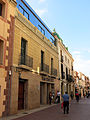 043 Casa Escala, c. Sant Pere (Gavà).JPG