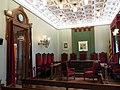 062 Ajuntament de Canet de Mar, sala de plens.JPG