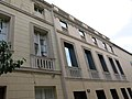 088 Carrer de la Santema, Fundació Palau (Caldes d'Estrac).JPG