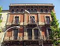 092 Cal Sàrries, av. Catalunya 47.jpg