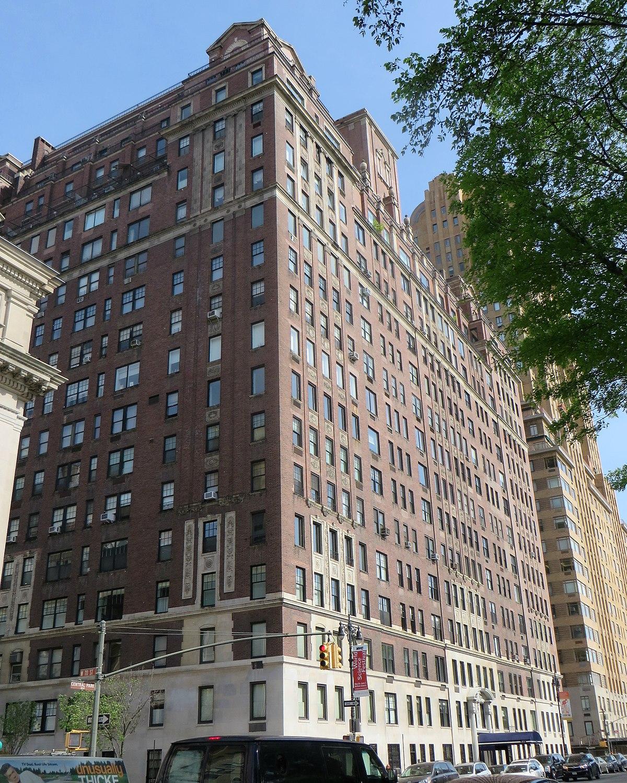 West Central Park: 101 Central Park West
