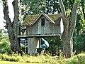 106 West 2nd Avenue treehouse, Johnstown.jpg