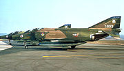 106th Tactical Reconnaissance Squadron - Ramstein AB 1976