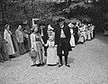 10 jarig bestaan van het Landelijk comite van de klederdrachtenverzameling van P, Bestanddeelnr 909-5707.jpg