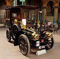 110 ans de l'automobile au Grand Palais - Mors 15 CV modèle J Limousine par Rothschild - 1902 - 001.jpg