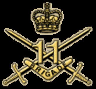 11th Brigade (Australia) - 11 Brigade insignia