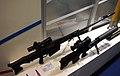 12,7-мм снайперская винтовка ОСВ-96 и 12,7-мм снайперская винтовка ВКС - Интерполитех-2011 01.jpg