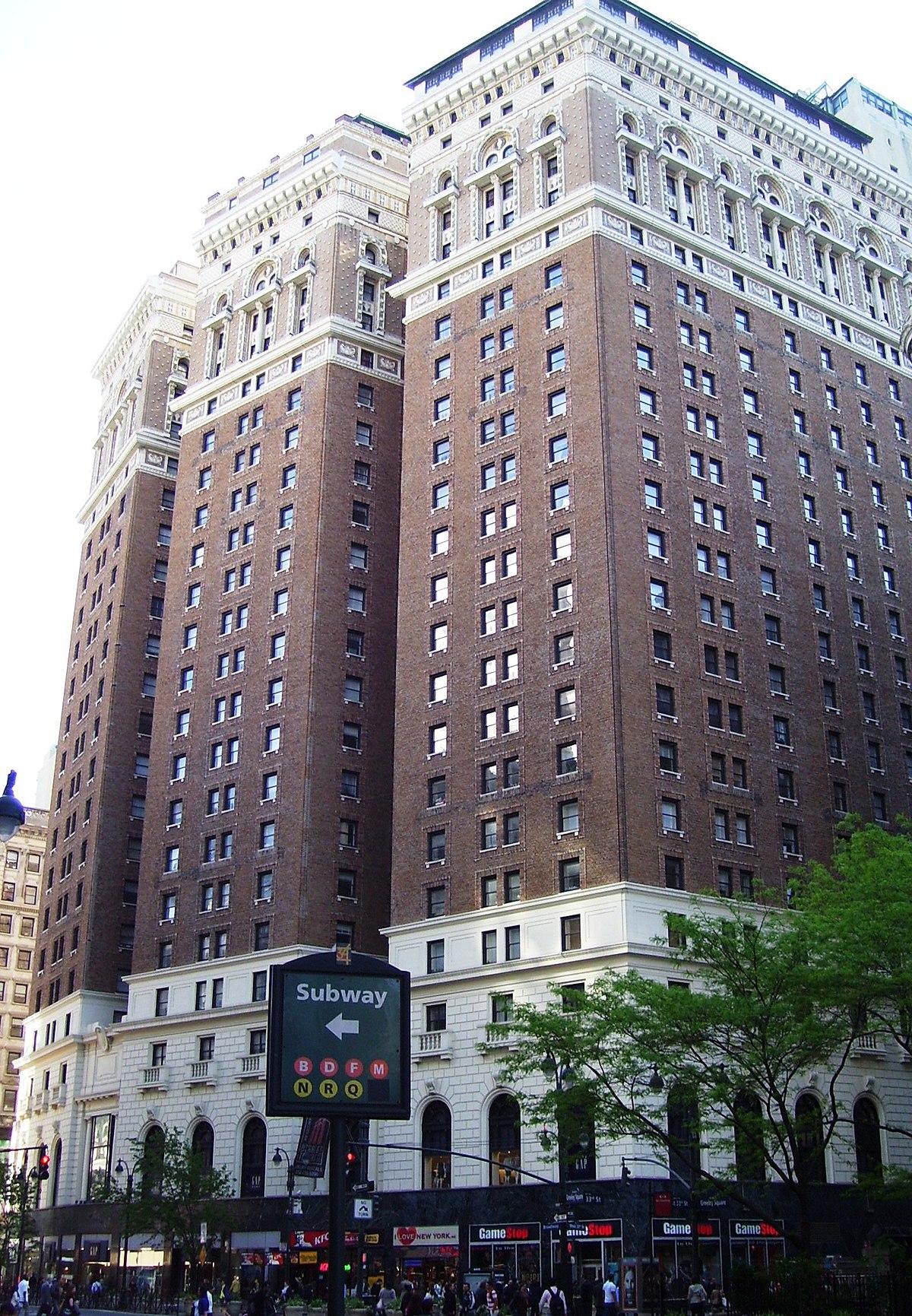Hotel Mcalpin