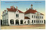 13089-Königsbrück-1911-Truppenübungsplatz - Wache und Postamt-Brück & Sohn Kunstverlag.jpg