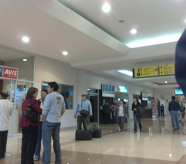 Mariscal Lamar International Airport_2