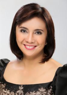 Leni Robredo 14th Vice President of the Philippines