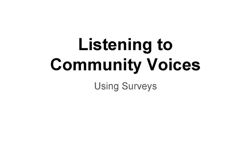 File:17 Listening to Community Voices, Wikimedia Conference 2016.pdf
