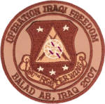 180th Fighter Wing - OIF - 2007.png