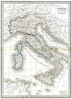 group of city-states, mostly in Italy, prosperous in the Middle ages