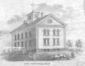 1852 high school Lynn Massachusetts map detail by McIntyre BPL 1285.png